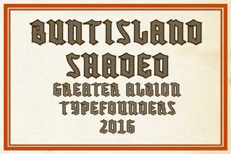 Buntisland Shaded example image 1