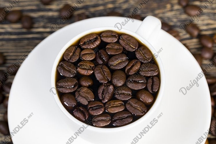 beautiful coffee beans example image 1