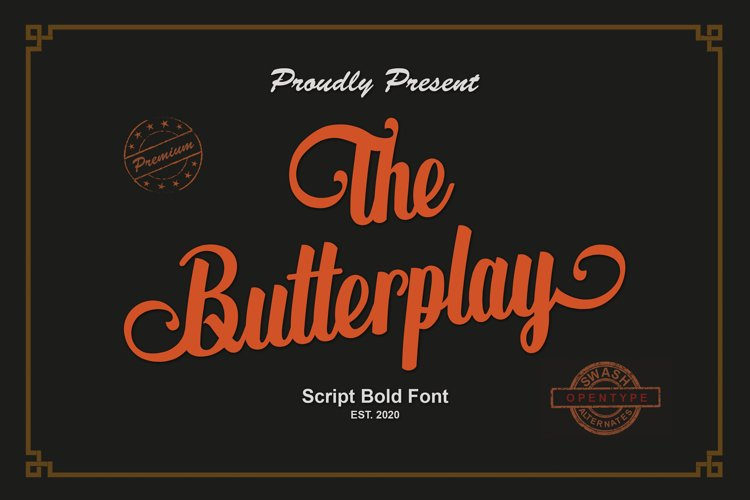 The Butterplay example image 1