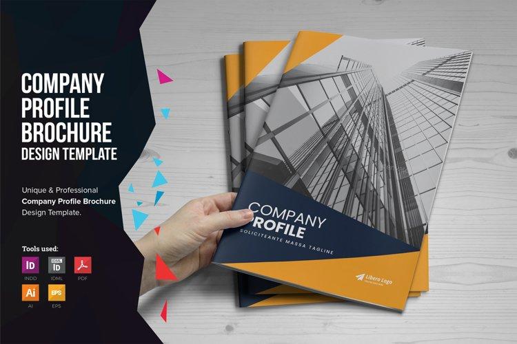 Company Profile Brochure v5 example image 1