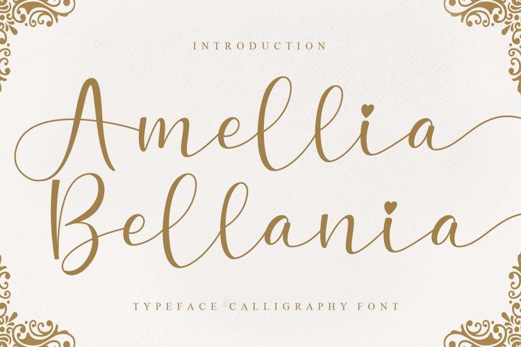 Amellia Bellania example image 1