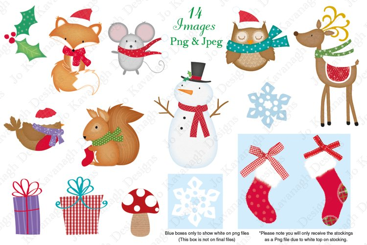 Christmas clipart, Christmas graphics & illustrations - Free Design of The Week Design1