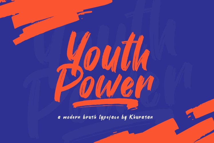 Youth Power example image 1