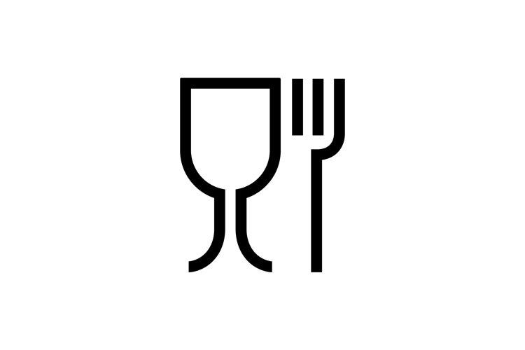 Food grade icon. Health concept. Vector example image 1