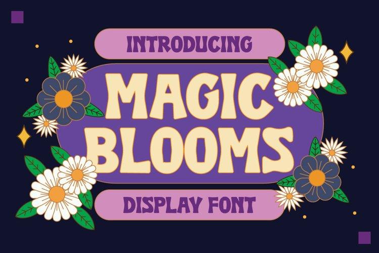 Magic Blooms example image 1
