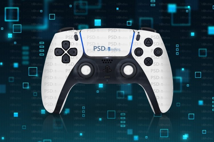 Sony PS5 Controller Skin Design Templates