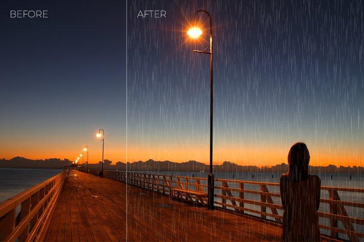 Rain Overlays example 4