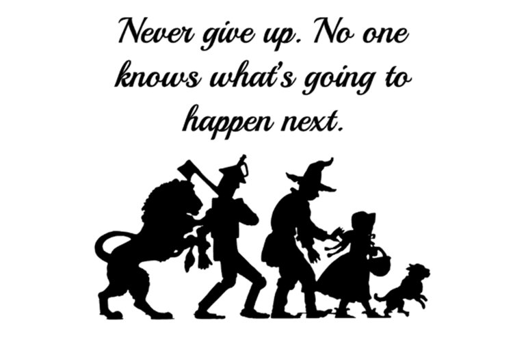 Never Give Up example image 1