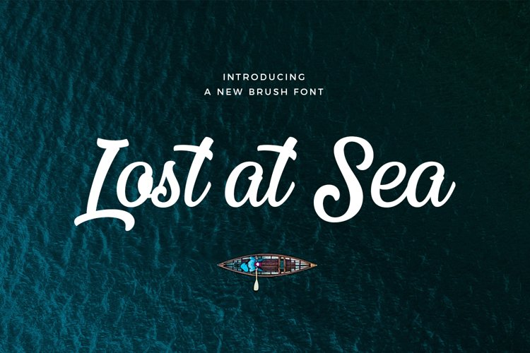 Lost at Sea example image 1