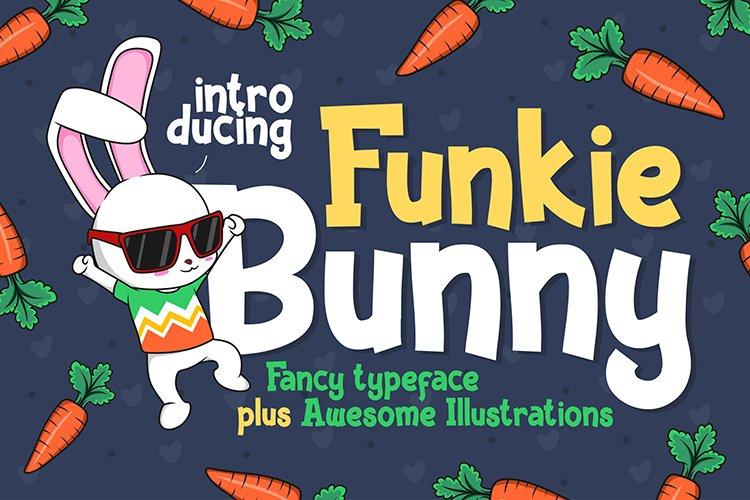 Funkie Bunny example image 1