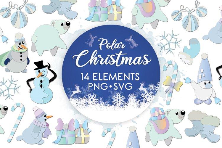 Christmas Sublimation, Christmas Svg, Christmas Bundle example image 1