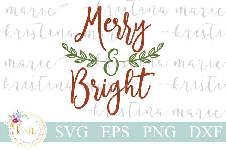 Christmas Cut File Set example image 1
