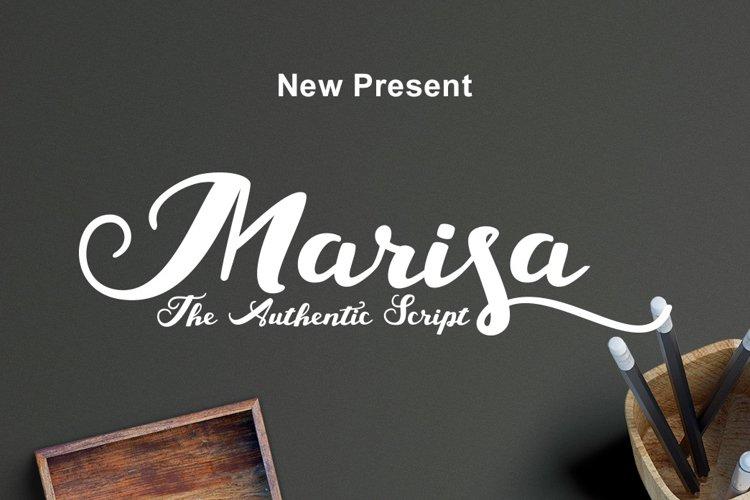 Marisa Script example image 1
