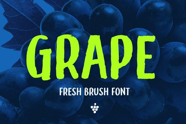 Grape  example image 1