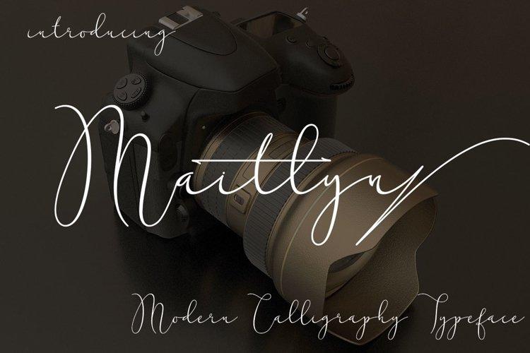 Maitlyn example image 1