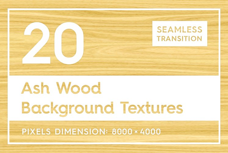 20 Ash Wood Background Textures example image 1