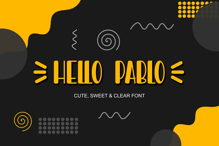 Hello Pablo example image 1