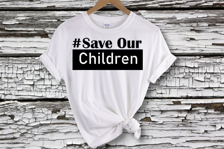 Save Our Children example image 1