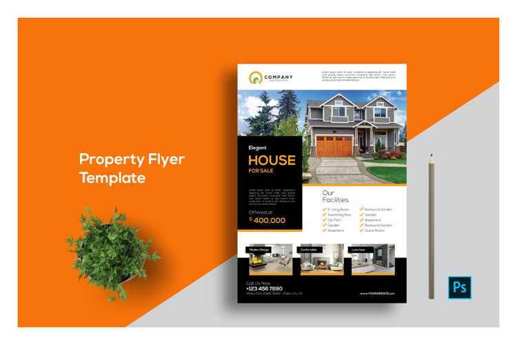 Property Flyer Vol. 01 example image 1