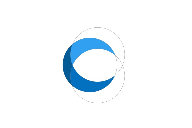 Letter C Logo Icon Design Template. Technology Abstract Line example image 1