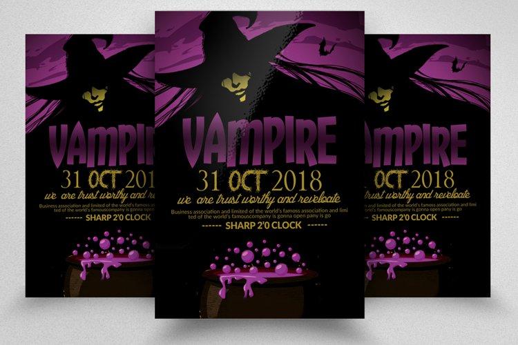 Halloween Horror Night Flyer example image 1