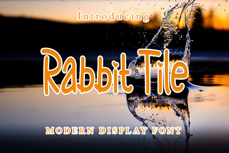 Rabbit Tile example image 1