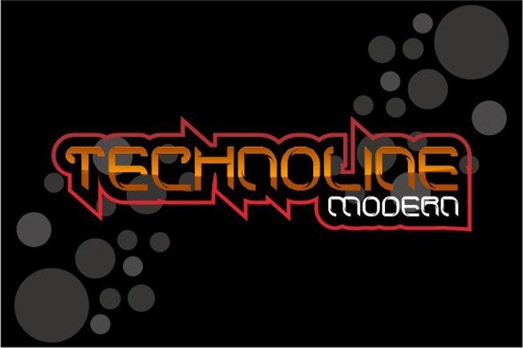 Technoline Modern
