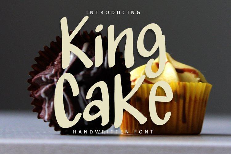 King Cake example image 1