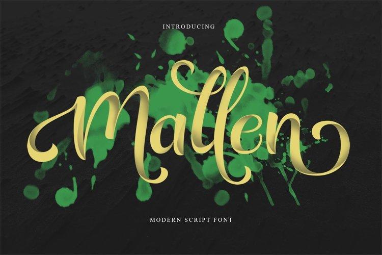 Mallen example image 1