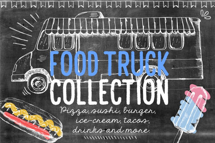 Food Truck Collection example image 1