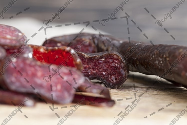 sudzhuk made from pork example image 1