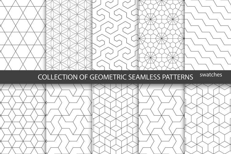 Ornamental geometric patterns.