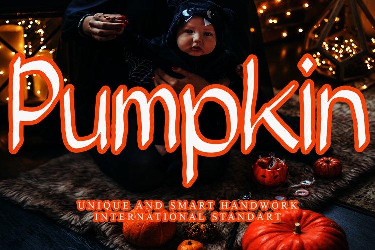 Pumpkin example image 1