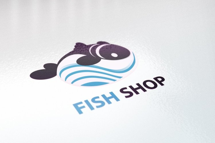 Logotype FISH SHOP