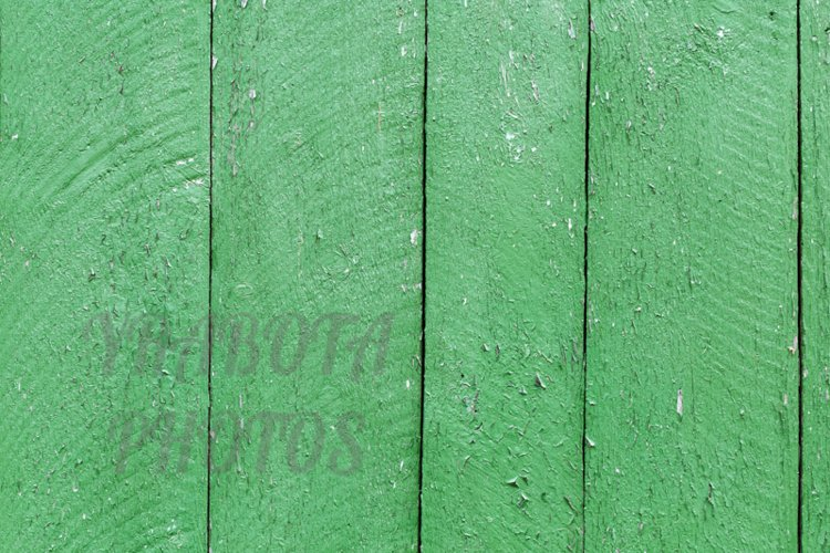 Wooden texture background green colored example image 1