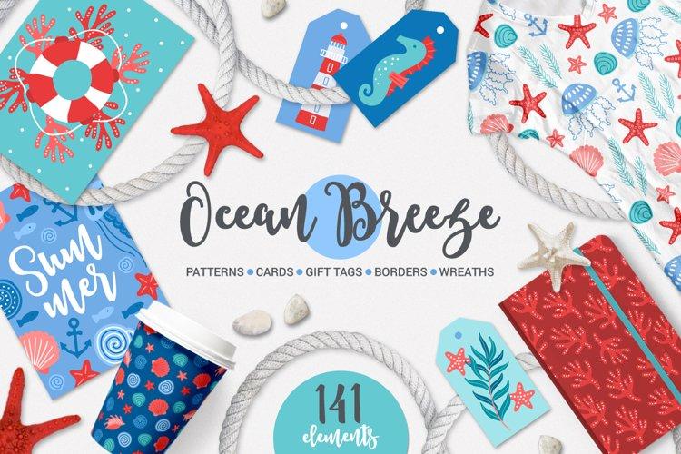 Ocean Breeze Kit example image 1