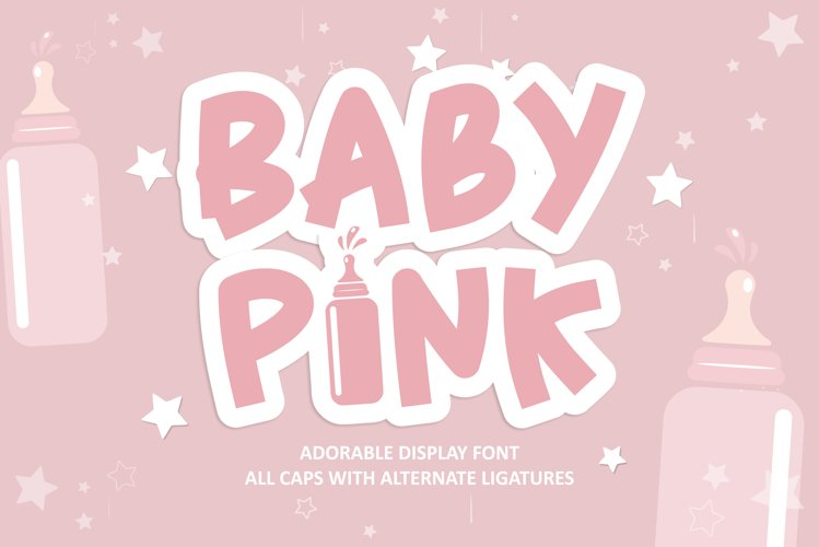 Baby Pink example image 1