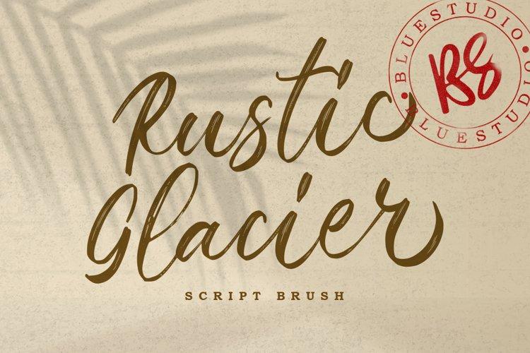 Rustic Glacier example image 1