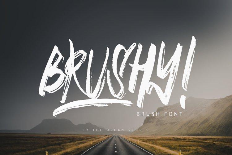 BRUSHY! example image 1