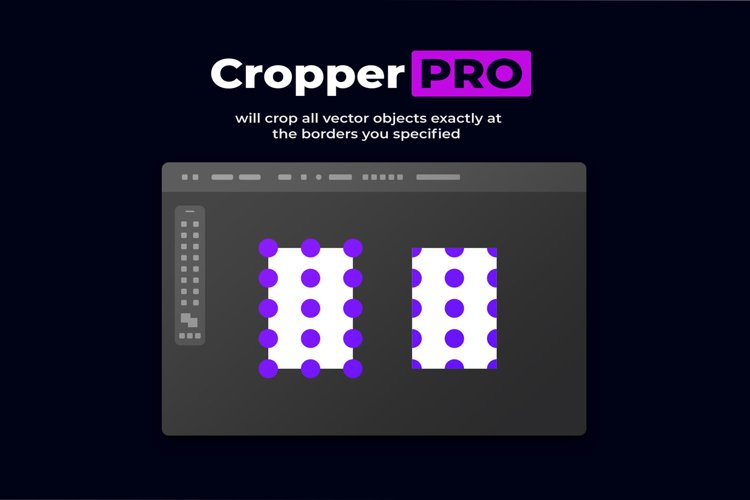 The Cropper - Script for Adobe Illustrator