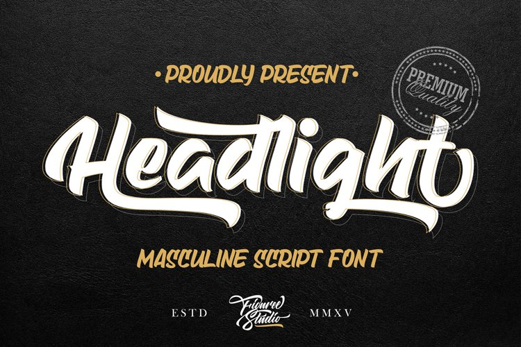 Headlight example image 1