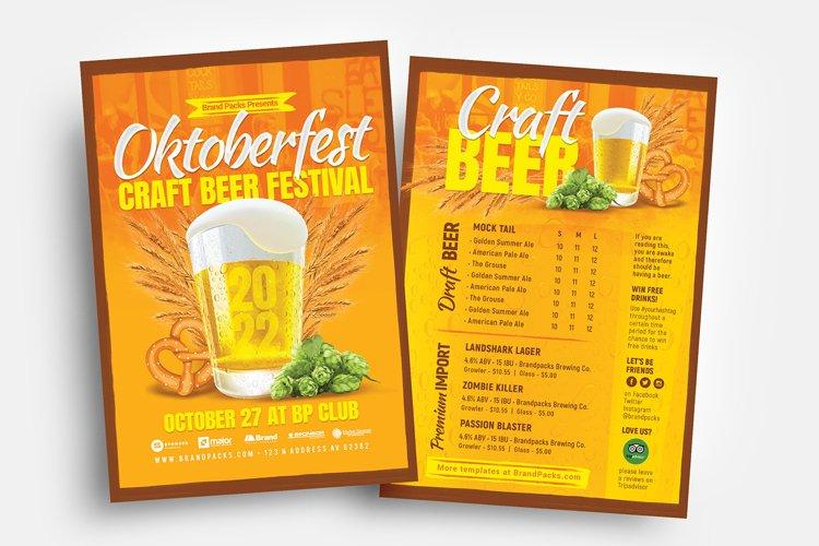 Oktoberfest Flyer example image 1