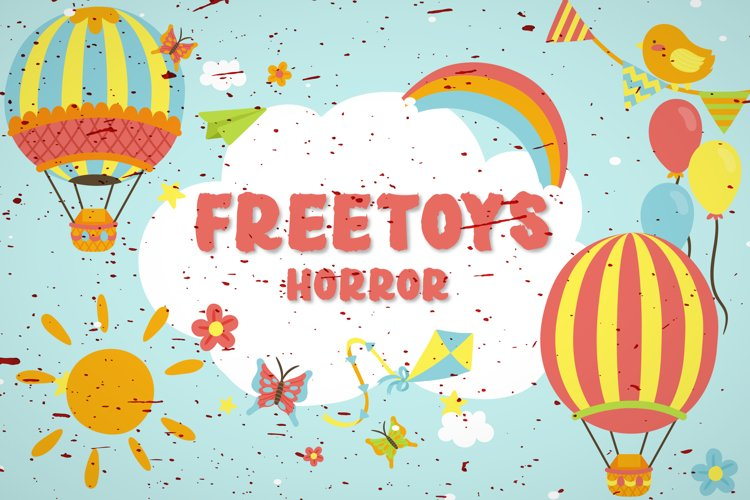 FREETOYS HORROR example image 1