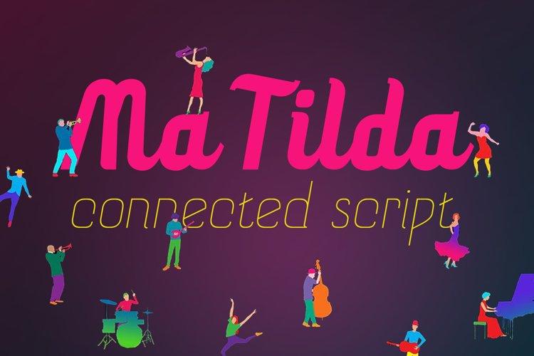 Ma Tilda example image 1