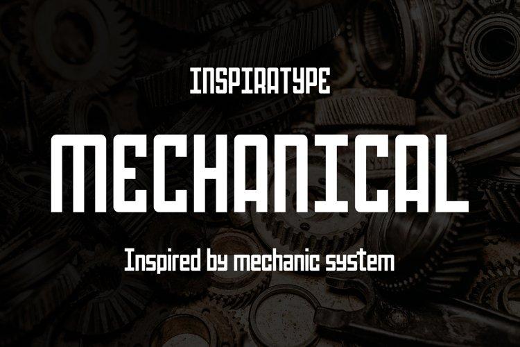 Mechanical example image 1
