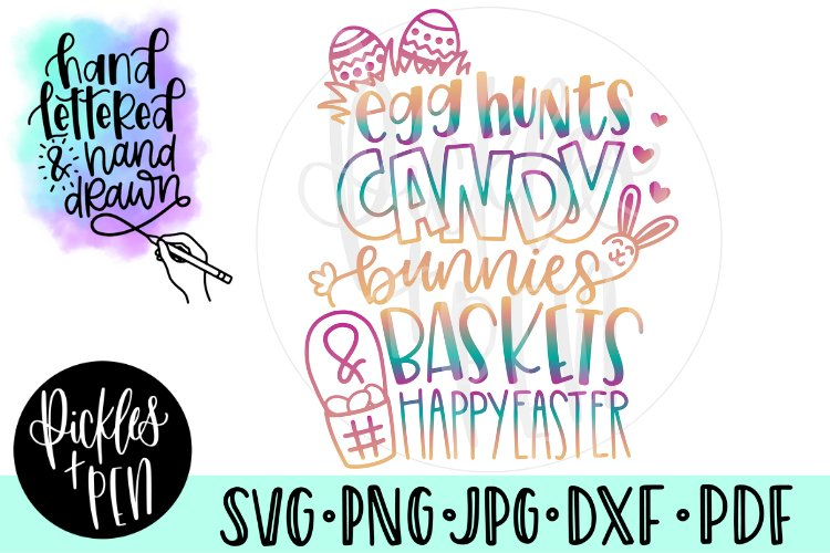 Easter SVG -Kids Easter Tshirt Design