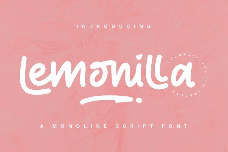 Lemonilla example image 1