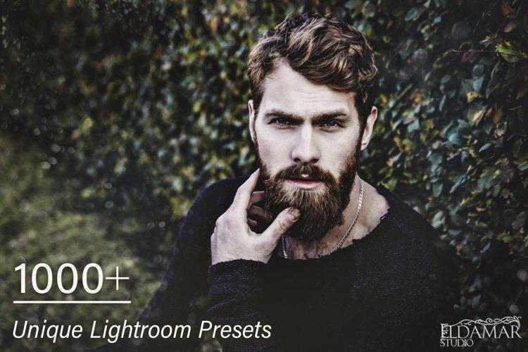 1000 Unique Lightroom Presets example image 1