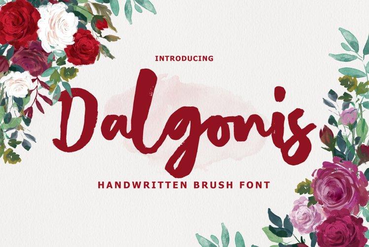 Dalgonis Brush example image 1