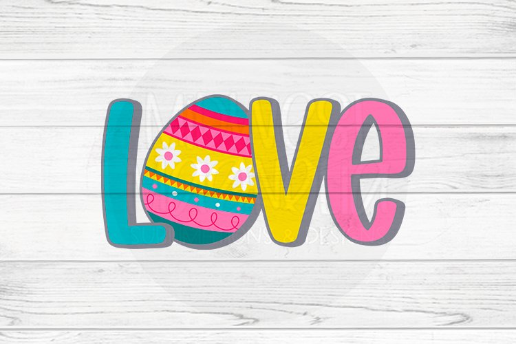 Love Easter Egg example image 1